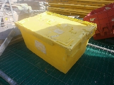 80ltr attached lidded Container TRUNKS