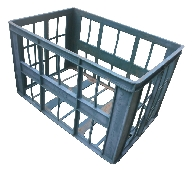Brassica Cabbage Crates USED. 60 ltr