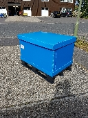 delivery crate collapsable