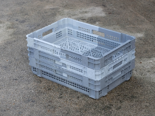 FOOD PRODUCTION TRAYS 600 x 400 Stack & Nest