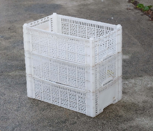 Packing Delivery Crates