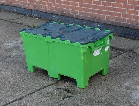USED HOG BOXES